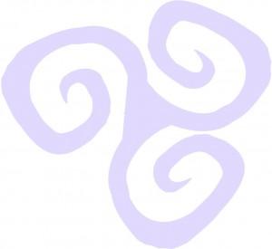 Triskel flieder